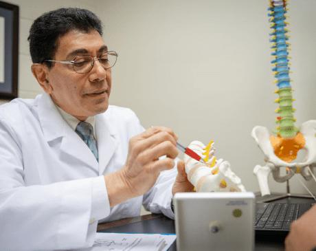About Dr. Malek